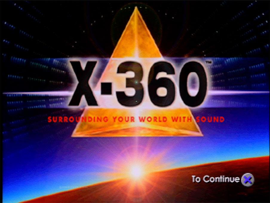 X-360 Demo Screen Shot 14