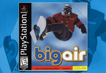 Big Air Manual