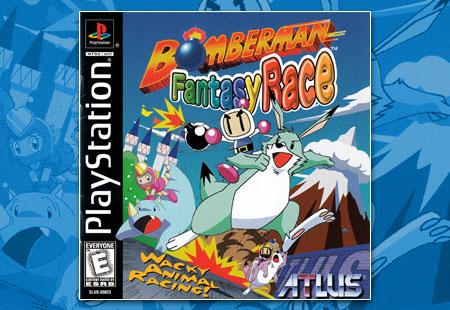 PSX Bomberman Fantasy Race