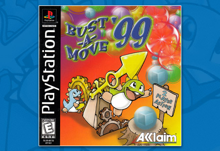 PSX Bust-A-Move '99
