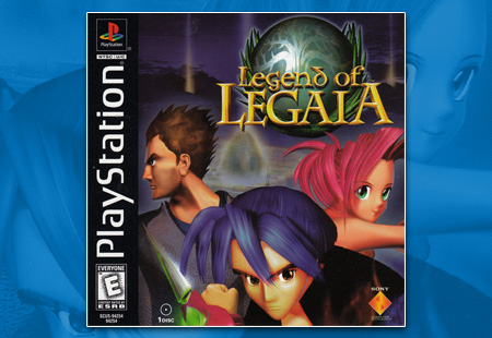 Legend of Legaia Manual