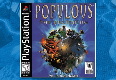 PSX Populous Cover