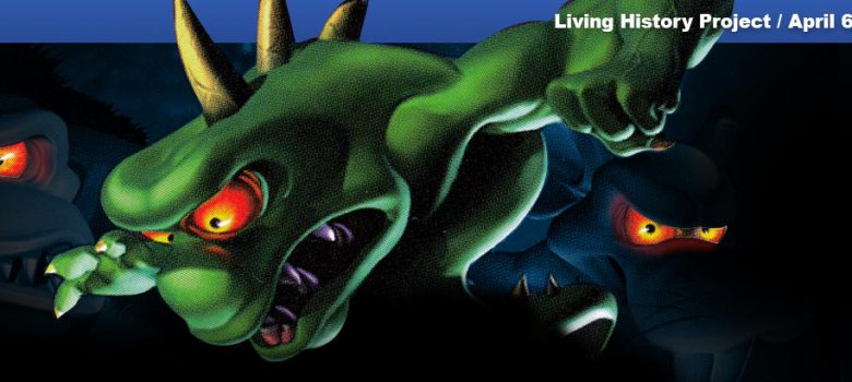 PSX April 6, 1999 Game Releases