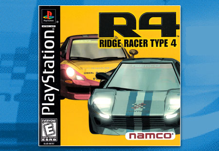 PSX Ridge Racer Type 4