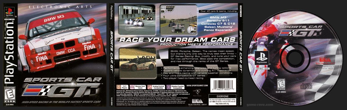PSX Sports Car GT