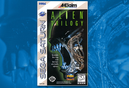 SAT Alien Trilogy Manual