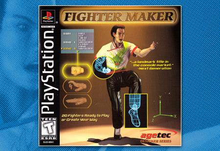 PSX Fighter Maker