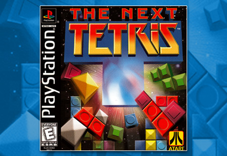 PSX The Next Tetris