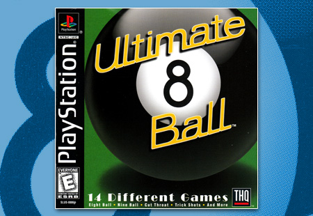 PSX Ultimate 8 Ball