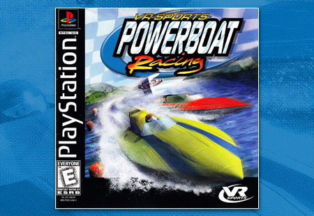 PSX VR Sports Powerboat Racing