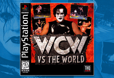 PSX WCW Vs The World