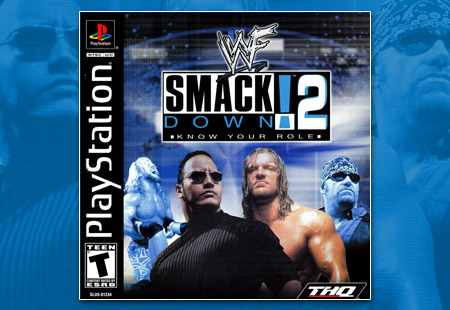 PSX WWF Smackdown 2 Know Your Role