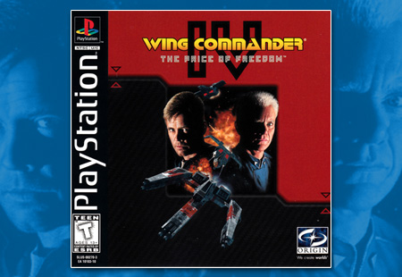 Wing Commander Iv The Price Of Freedom Game Rave Com