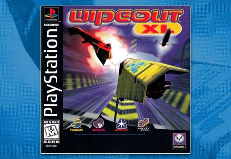 PSX Wipeout XL