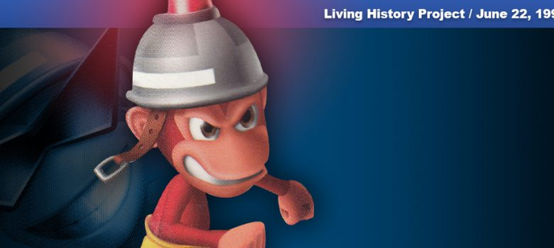 PSX Ape Escape