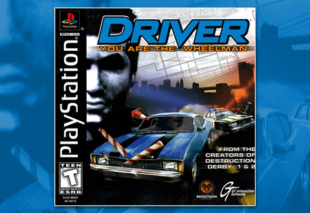 PSX PlayStation Driver