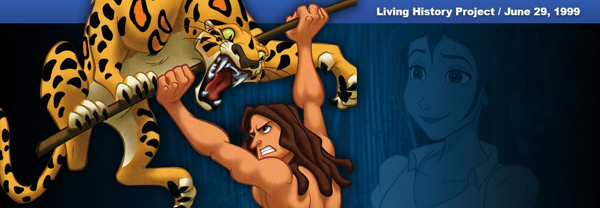 June 29 New Releases: Tarzan and Bugs