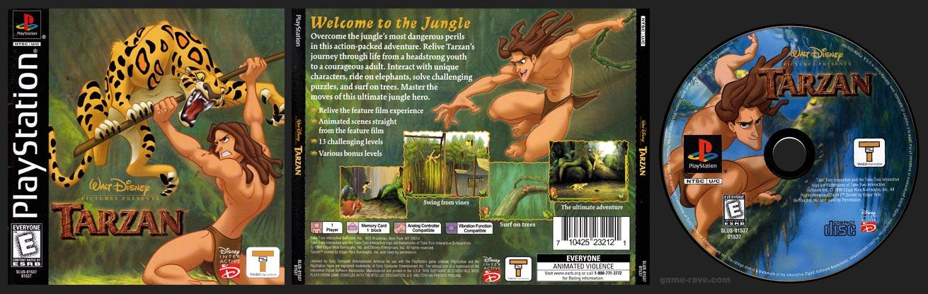 PSX Tarzan
