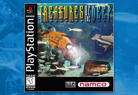PSX Treasures of the Deep