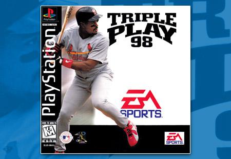 PSX Triple Play 98