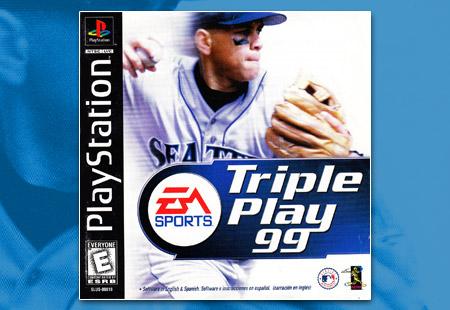 PSX Triple Play 99