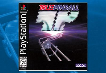 PSX True Pinball