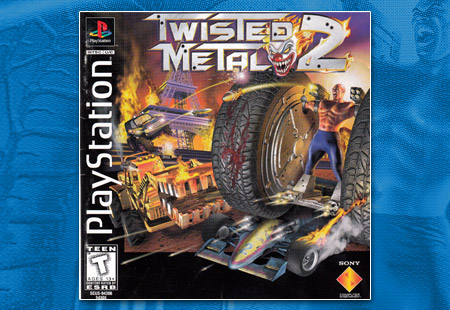 PSX Twisted Metal 2