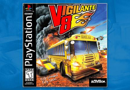 PSX Vigilante 8