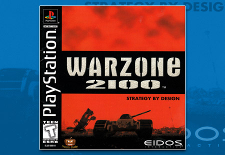 PSX Warzone 2100