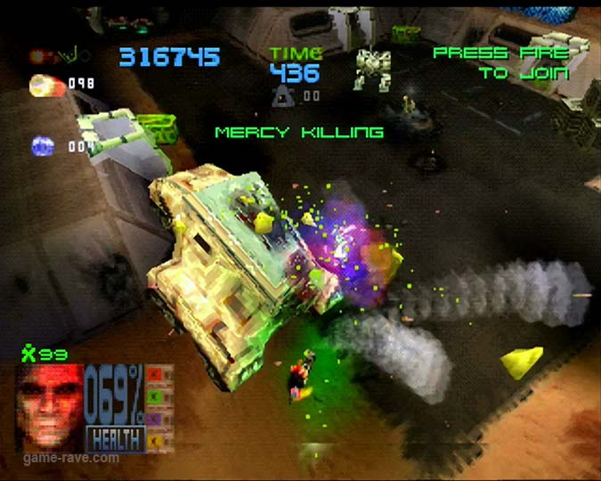 PSX Expendable Screenshot