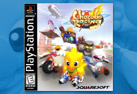 PlayStation Chocobo Racing