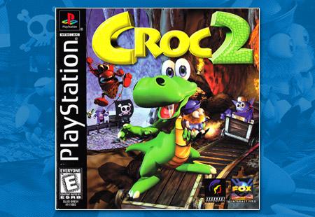PSX Croc 2