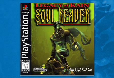 PlayStation Legacy of Kain: Soul Reaver