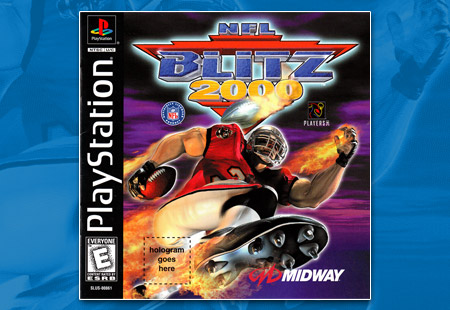 PlayStation NFL Blitz 2000 Greatest Hits