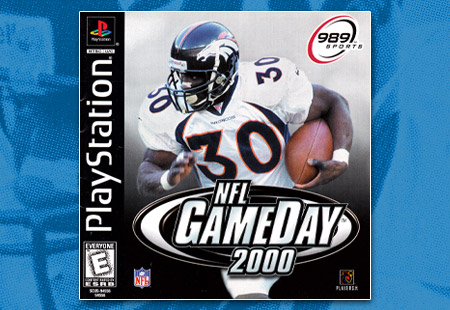 PSX NFL GameDay 2000