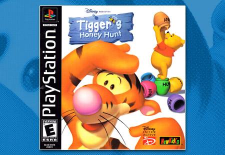 PlayStation Tigger's Honey Hunt