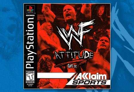 PlaySTation WWF Attitude