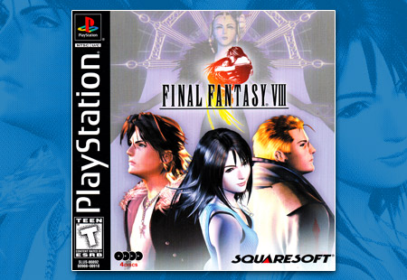 PlayStation Final Fantasy VIII