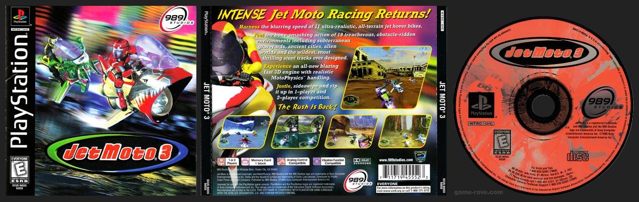 PlayStation Jet Moto 3
