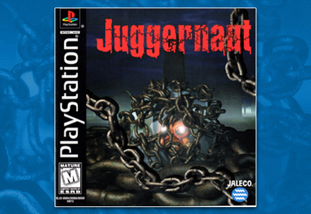 PlayStation Juggernaut