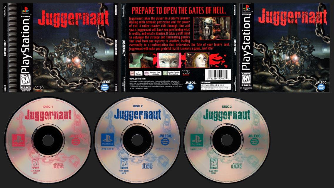 PlayStation Juggernaut