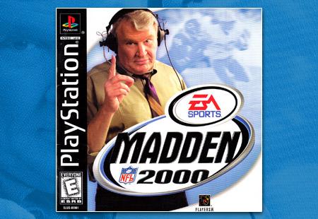 PlaySTation Madden NFL 2000