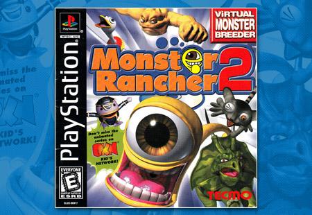 PlayStation Monster Rancher 2