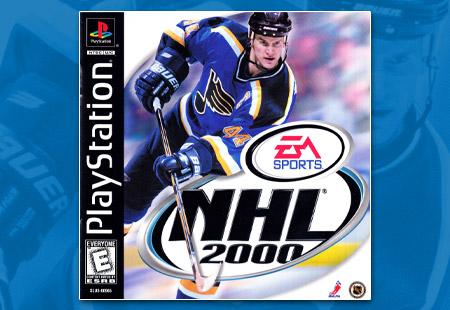 PlayStation NHL 2000