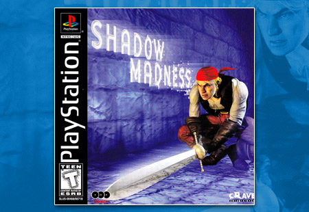 PlayStation Shadow Madness