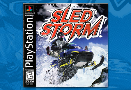 PlayStation Sled Storm