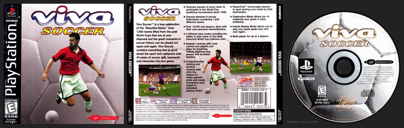 PlayStation Viva Soccer