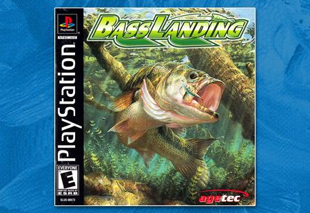 PlayStation Bass Landing