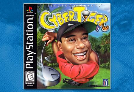 PlayStation CyberTiger