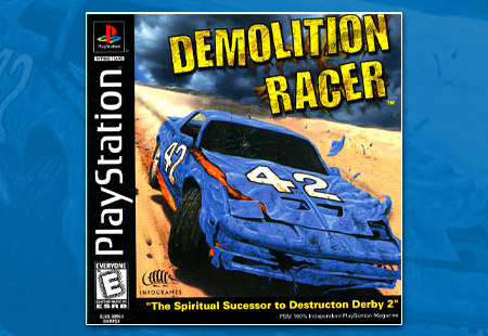 PlayStation Demolition Racer